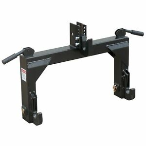 Titan Quick Hitch 3 point Cat 1 2
