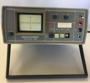 Huntron Tracker 1000 Electronic Component Analyzer 30 Days Money Back