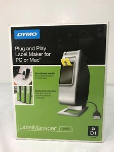 Dymo Labelmanager Plug N Play Label Maker For Pc Or Mac 1768960