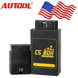 Autool Csbox Multi system Obd2 Bluetooth Etc Airbag Abs Diagnostic Android Us