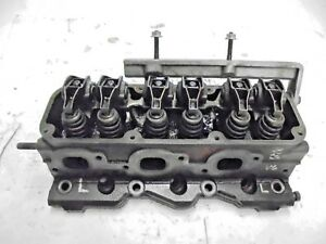 1998 Camaro 3 8l V6 Engine Cylinder Head Driver