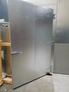 Walk In Freezer Panel Doors Commercial Freezer Door Cooler Door Crown Tonka