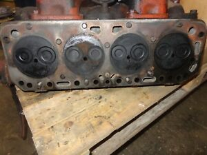Ford Tractor Industrial 192 Diesel Cylinder Head