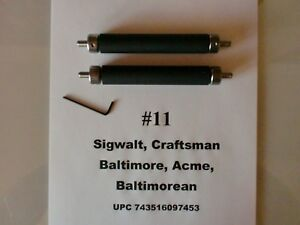 Letterpress 2 Rollers And Trucks For 2 X 4 25 Chase Sigwalt 11 Or Baltimore