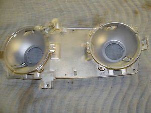 1962 Ford Fairlane 500 Headlight Housing With Buckets