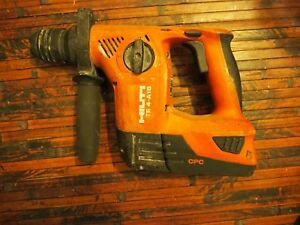 Hilti Te 4 a18 Sds Plus With 3 3 Ah Battery