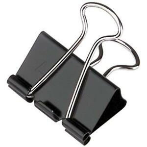 Acco Electronics Features Binder Clips Small 1 Case 144 Boxes case 12
