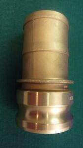 DIXON E 300 Brass 3quot; Cam Lock and Groove $23.99