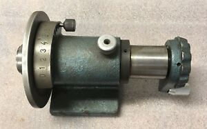 5c Precision Spin Index Fixture Collet For Milling