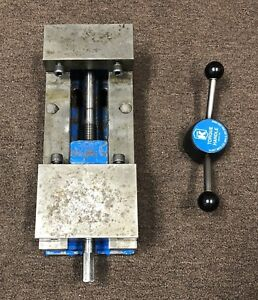 6 Kurt 3600v Vise W Jaws And Handle For Cnc Milling Machine