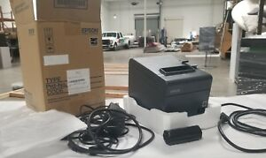 Epson Tm t20ii M267a Thermal Receipt Printer Fully Functional