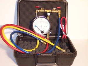 New Watts Tk 9a Backflow Test Kit N i s t Calibration Cert Day Of Sale
