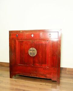 Antique Chinese Ming Cabinet Sideboard 5594 Circa 1800 1849