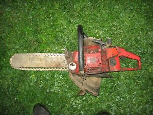 Ics Concrete Chainsaw For Parts