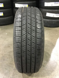 2 Take Off 195 60 15 Michelin Defender Tires