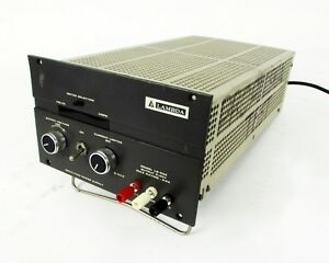 Lambda Regulated Power Supply Model Lq 532 40 Vdc 50 Amps