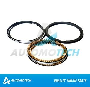 Size 020 Piston Rings For Honda Civic Hx Gx V Tec 1 7l D17a1 2 6