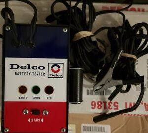Delco Battery Tester Part M7 570