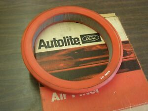 Nos Oem Ford 1960 1963 Galaxie Air Cleaner Element Filter 1961 1962 Thunderbird