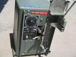 Grob Bandsaw Welder Rw B 230v Usa Made Spot
