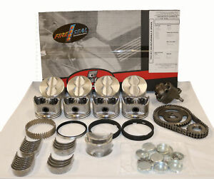 Small Block Fits Chevy 350 Engine Rebuild Kit 5 7 Chevrolet Overhaul