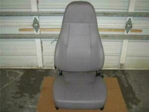 1 M2 Freightliner Semi Truck Gray Vinyl National Air Ride Bucket Seat