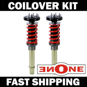 Mookeeh Mk1 Front Coilover Kit W mounts For 03 07 Honda Accord Tl Tsx Coilovers