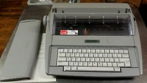 Brother Sx 4000 Daisy Wheel Portable Electronic Dictionary Typewriter Working