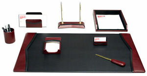 Dacasso 8 Piece Desk Set