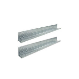 Alligator Board 48 X 3 Metal Pegboard Shelves