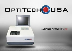 Refurbished National Optronics 7e Hlp Edger patternless Edger Optical Equipment