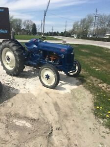 1950 8n Ford Tractor