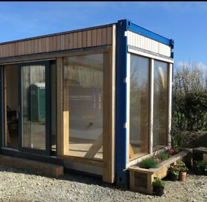 20 Ft Container Home 160 Sq Ft With Smart Home Integration