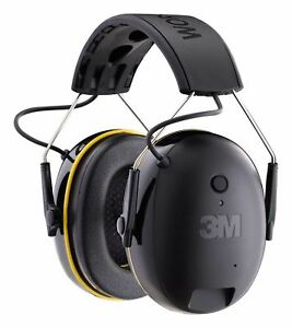 3m Worktunes Connect Hearing Protector With Bluetooth Technology Built in Re