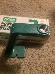 RCBS Powder Measure Stand New 09030