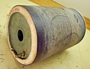 Bladder Bag Sander Pneumatic Sanding Drum 6x9 Ekstron Carlson 1 1 4 Shaft