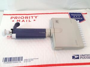 Rainin Pipet lite L 300 Lts 12 Multichannel Adjustable 20 300 Pipette 398