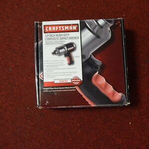Craftsman 1 2 Heavy duty Composite Impact Wrench