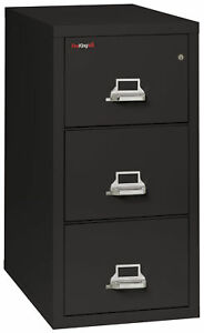 Fireking Fireproof 3 drawer Vertical File Cabinet
