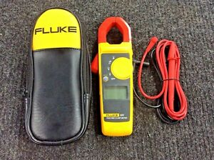 Fluke 323 True Rms Digital Clamp Meter Multimeter cmp001632