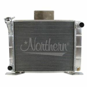 Northern 205138 Aluminum Radiator 82 94 Ford Ranger V8 Engine Conversion Swap