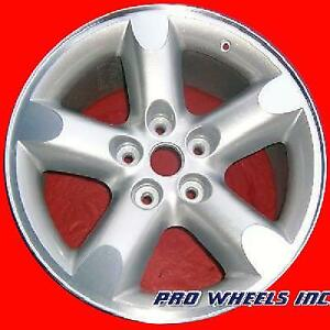 Dodge Ram 1500 2006 2007 2008 20 Machined Silver Original Oem Wheel Rim 2267 C