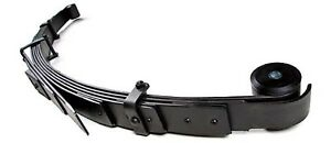 Bds 004359 Single Rear Leaf Spring For 87 95 Jeep Wrangler Yj With 3 5 Lift