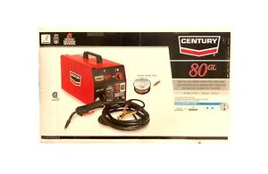 Lincoln Electric Century 80gl Flux Cored Wire Feed Electric Welder 70 Amps New