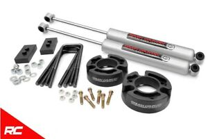 Rough Country 2 5 Leveling Kit Fits 2004 2008 Ford F150 N3 Shocks Suspension
