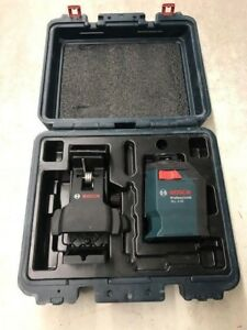 Bosch Professional 360 Degree Line Cross Laser Gll 2 20