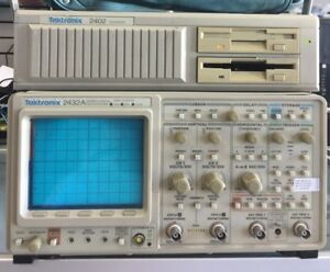 Tektronix 2432a Tektronix 2402 Tekmate For Parts Or Repair
