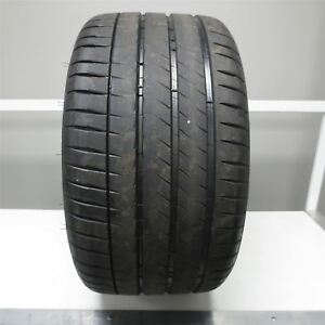 315 30r20 Michelin Pilot Sport 4s 104y Tire 9 32nd No Repairs