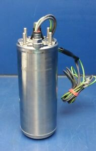 Franklin Electric 2445059004 Deep Well Submersible Pump Motor 1 2 0 5 hp 230v