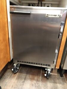 Beverage Air Ucf20 Under Counter Freezer